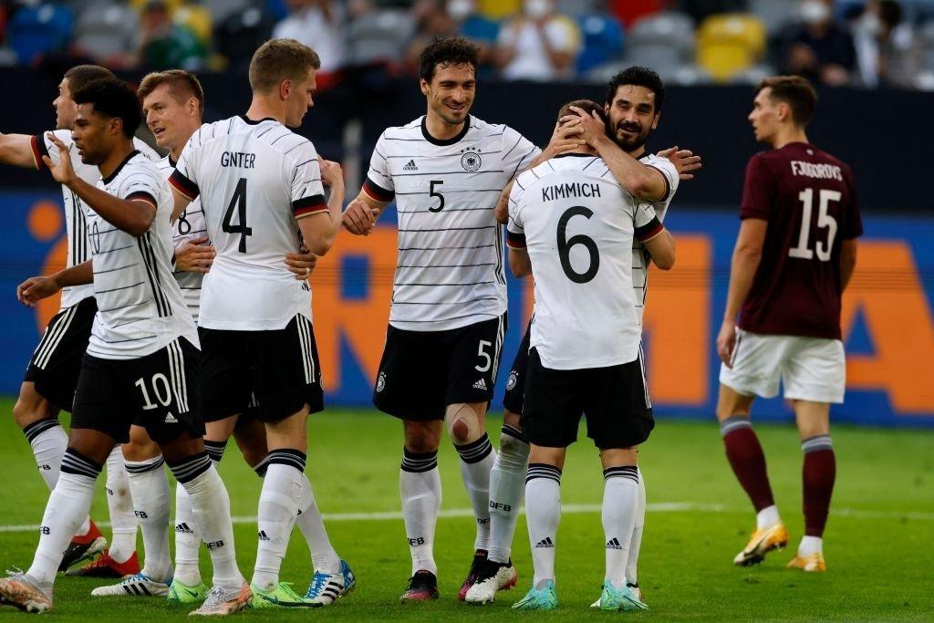 ไฮไลท์ดูบอลรวยxกระชับมิตร เยอรมัน 7-1 ลัตเวีย