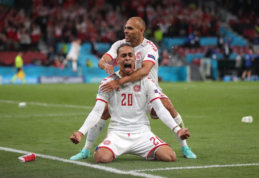 ไฮไลท์ฟุตบอล ยูโร 2021 รัสเซีย - เดนมาร์ก