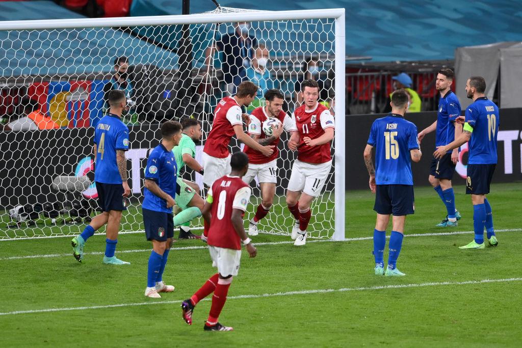 ไฮไลท์ดูบอลรวยxยูโร2020 อิตาลี 2-1 (AET) ออสเตรีย
