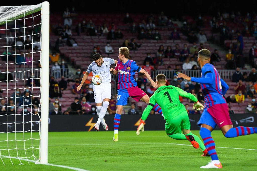 ไฮไลท์ดูบอลรวยxลาลีก้า สเปน บาร์เซโลน่า 1-1 กรานาด้า