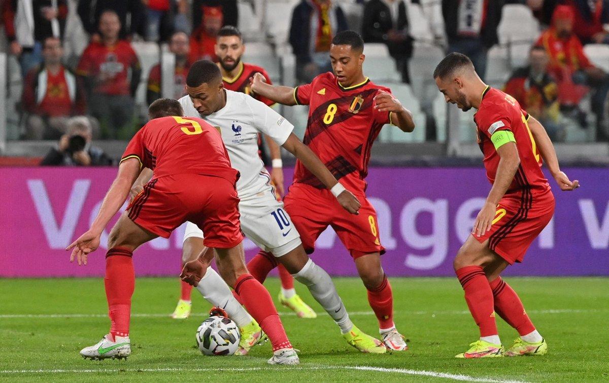 ไฮไลท์ดูบอลรวยxยูฟ่า เนชันส์ ลีก เบลเยี่ยม 2-3 ฝรั่งเศส