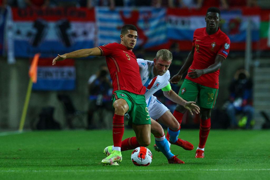 ไฮไลท์ดูบอลรวยxบอลโลก โซนยุโรป โปรตุเกส 5-0 ลักเซมเบิร์ก